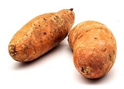 Haltbarkeit von Süßkartoffeln