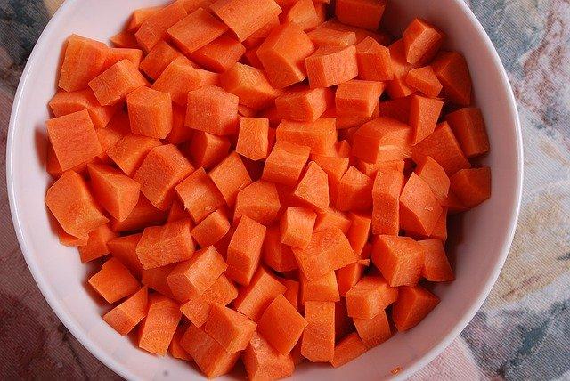 Wie lange sind Karotten haltbar?